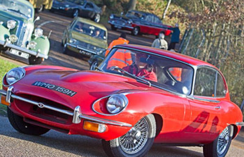 Brooklands - New Year's Day Gathering 2018
