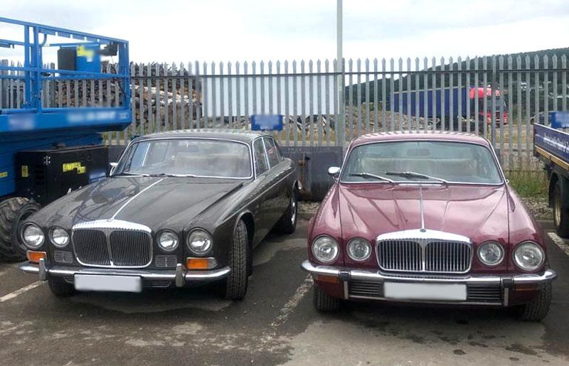 How do you get three Jaguars back from Scotland in a cost-efficient way?